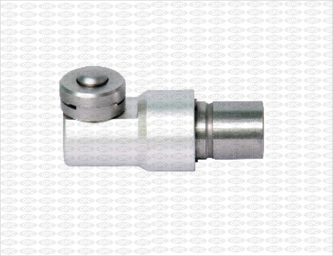 Partie amovible pour scie oscillante (remplacement chirurgical d'articulation) rotatif 360oC