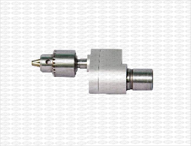 Partie amovible pour moteur chirurgical à foret canulé (pour intervention chirurgicale à enclouage intermédullaire et fil de Kirschner)