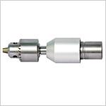 Partie amovible pour moteur d'alésage pour acétabulum (chirurgie des articulations)