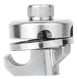 Connecteur barre simple -double broche