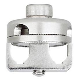 Connecteur double barre-double broche