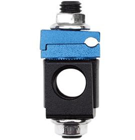 Connecteur réglable simple / connecteur broche-barre