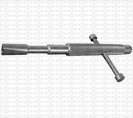 Instrument d'insertion pour clou de Ender