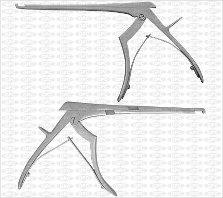 Emporte-pièce pour os sphénoïde de Ferris Smith (Kerrison) - pointe vers le haut / pointe vers le bas