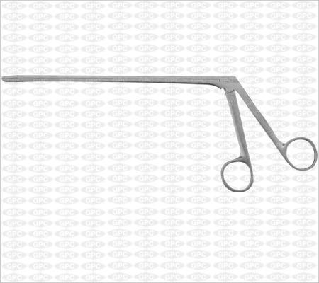 Pince gouge de Ferris-Smith-Kerrison (Spurling) droite (fine)