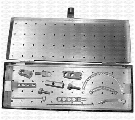 Boîte d'Ilizarov - grande