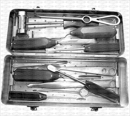 Boîte d'instruments généraux