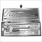 Boîte d'instruments pour clous verrouillés IMSC