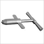 Instrument pilote pour fil métallique, type Watson Jones