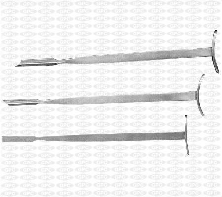 Méniscotomes de Smillie (lot de trois)