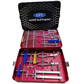 Jeu d'instruments fix<em>LOCK</em>- Petit