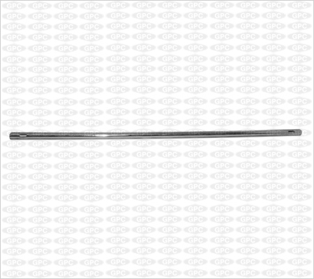 Clou de Kuntscher en forme de trèfle