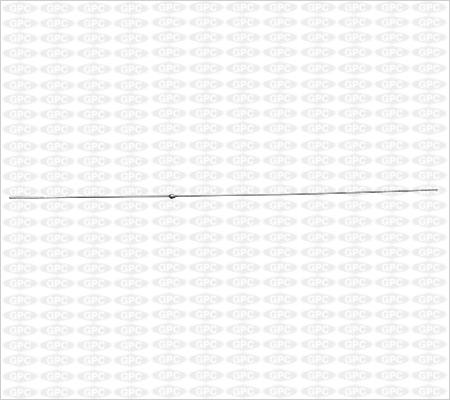 Pointe de baïonnette du fil à olive - 1,5mm