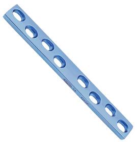 Plaque à auto-compression dynamique - large, 4,5 mm