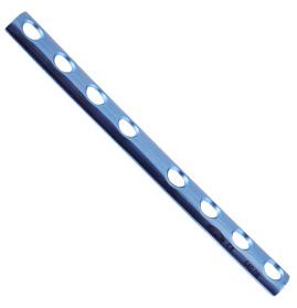 Plaque demi-tubulaire, 4,5 mm