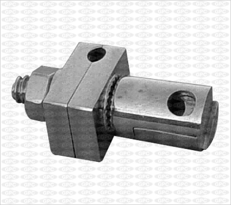 Petit clamp 4,0/2,5mm & 4,0/4,0mm