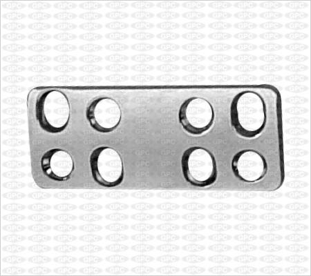 Plaque thoraco lombaire