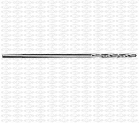 Mèche hélicoïdal (foret) - tige lisse, embout Jacob