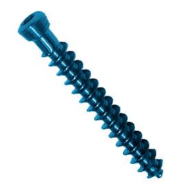 Vis à spongieux fix<em>LOCK</em>, 3,5 mm - entièrement filetée