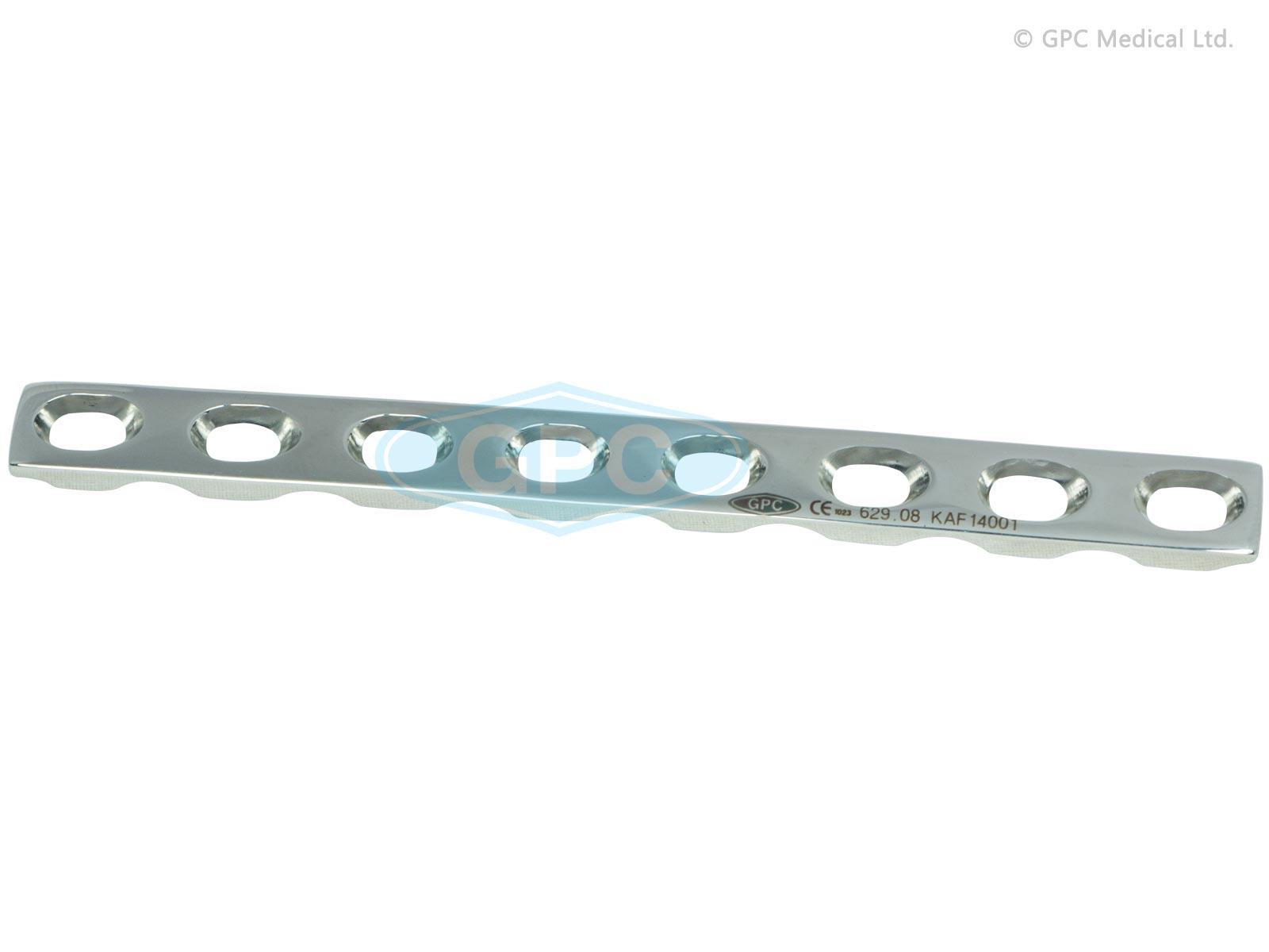 Plaque de compression dynamique à contact limité (LCDCP) - étroite