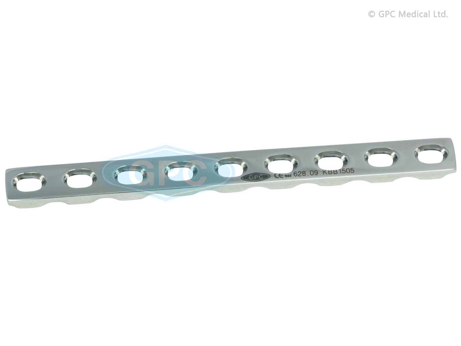 Petite plaque de compression dynamique à contact limité (LC-DCP)