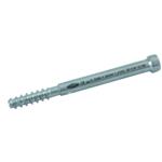 Boulon de verrouillage canulé 6,5mm (autotaraudeur)
